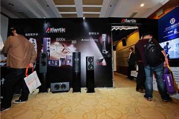 北京易声国际携手美国亚特兰大参加CIT2016中国影音集成科技展