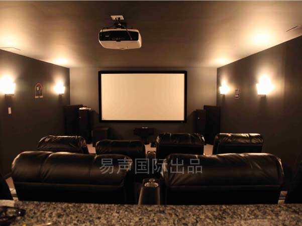 天津家庭影院装修设计
