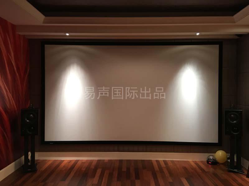 丽宫别墅家庭影院