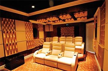 THX标准私人影院