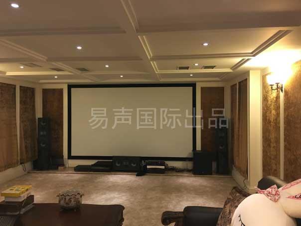 北京家庭影院设计