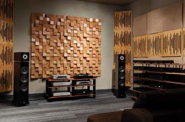 HIFI听音室设备系统