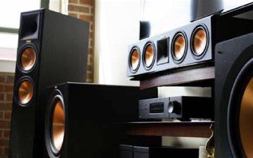 独立影音室设备系统