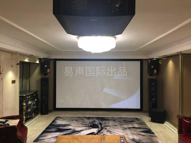 郑州家庭影院设计