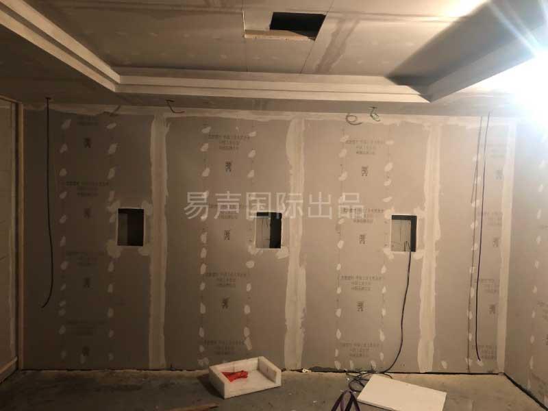 北京别墅影音室装修设计