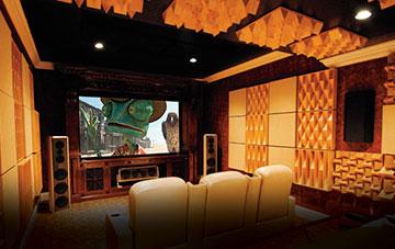 3D/4K私人影院