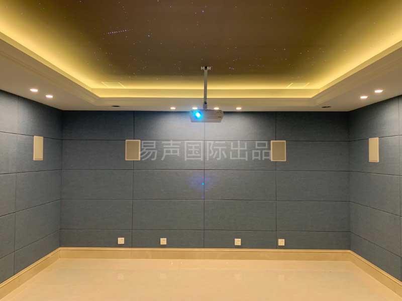 北京别墅家庭影院私人定制