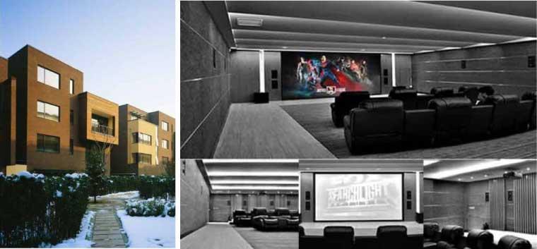 北京易声国际家庭影院体验