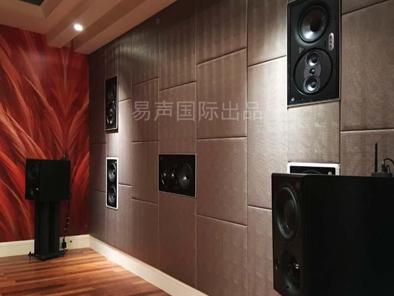 北京别墅家庭影院设计